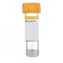 Clot Activator Glass Tube LMCA-GA102
