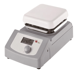 LCD Magnetic Hotplate Stirrer LMHS A100