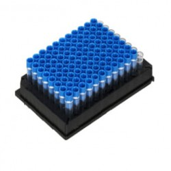 Racked Bar-Coded Cryogenic Vial LMBV-A100
